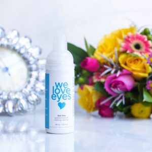 We Love Eyes Foaming Cleanser