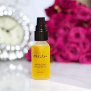 Malaya Citrus & Bloom Body Oil