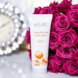 Acure Resurfacing Fruit Peel