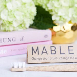 MABLE Eco-Chic Toothbrush