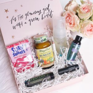 organic beauty box