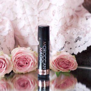 Moroccan Magic Organic Rose Lip Balm