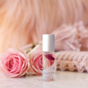 A Touch of Rose Perfume by Inkling Scents