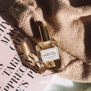 Mullein & Sparrow French Lavender Body Oil
