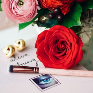 Luxie Beauty Rose Gold Detail 110 Brush