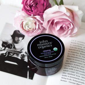 John Masters Organics Lavender & Palmarosa Body Scrub